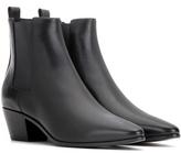 Saint Laurent Rock 40 leather Chelsea boots