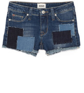 Hudson Cutoff Denim Short (Big Girls)