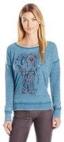 Lucky Brand Women's Elephant Sweatshirt