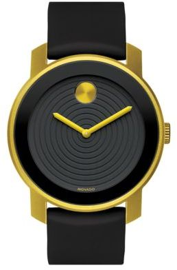 Movado BOLD Men's Two-Tone Aluminum Watch
