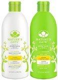 Nature's Gate Jojoba Revitalizing, Duo Set Shampoo + Conditioner, 18 Ounce Each