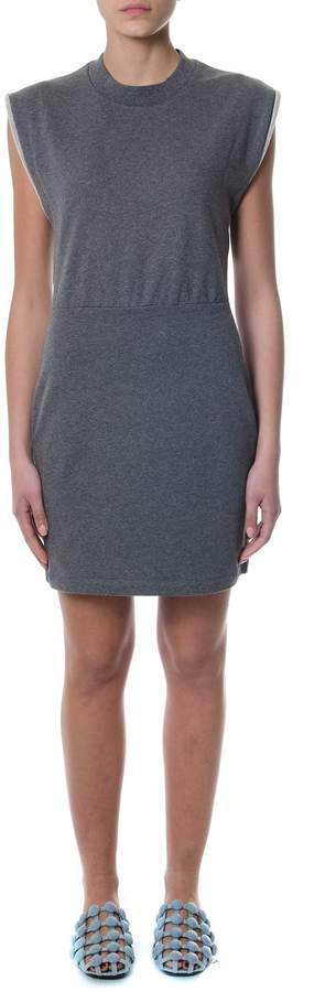 Alexander Wang Gray Cotton Dress