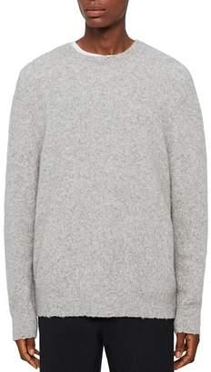 AllSaints Kez Crew Pullover Sweater
