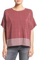 Madewell &Hart& Silk Shirt