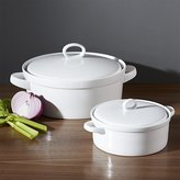 Crate & Barrel Lucerne Casserole Dishes