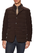 Tom Ford Quilted Stand Collar Puffer Coat
