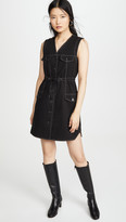 See by Chloe Button Front Dress