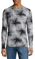 Antony Morato Long-Sleeve Cotton Top