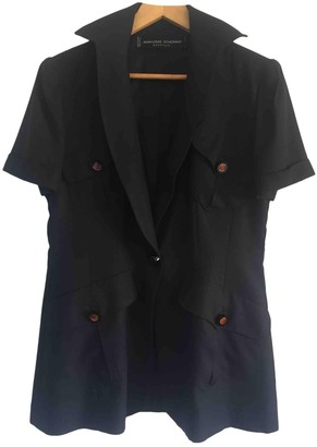 Jean Louis Scherrer Jean-louis Scherrer Black Jacket for Women