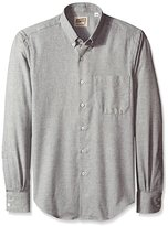Naked & Famous Denim Men's Slim Shirt in Soft Brushed Twill