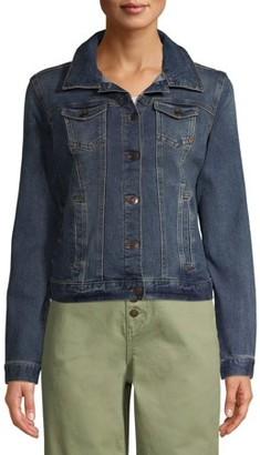 Time and Tru Women's Denim Jacket