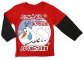 Disney Boys' Long-Sleeve Graphic T-Shirt