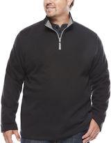 Izod Spectator Sweater Fleece Quarter Zip