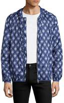 Gant Men's Diamond Hooded Jacket