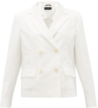 Max Mara Mela Jacket - White