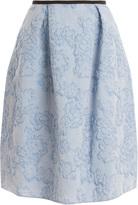 Erdem Maureen Cloque Skirt