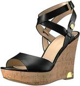 GUESS Women's Harana Wedge Sandal