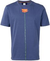 Paul Smith flower print T-shirt - men - Cotton - S