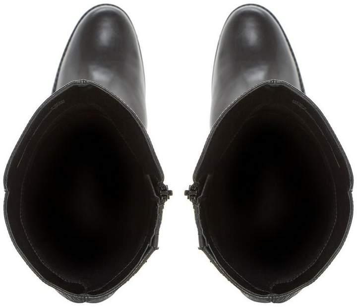 Roberto Vianni TREBEL - Mixed Material Knee High Boot
