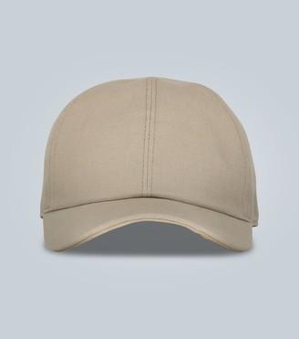 Loro Piana Linen baseball cap