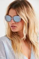 Quay Lulu Oval Sunglasses