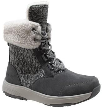 Winter Tecs Women's Microfleece Lace Winter Boot Grey