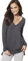 New York & Co. Cashmere Touch Button-Accent Sweater
