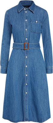 Ralph Lauren Denim Shirtdress