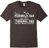 Men's I'm A Fishing Dad Just Like A Normal Dad Except Much Cooler Large
