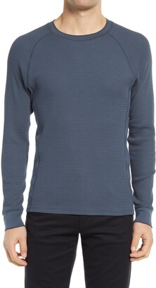 Vince Long Sleeve Thermal T-Shirt
