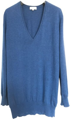 Eric Bompard Blue Cashmere Knitwear