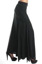 Edun Seamed Maxi Skirt Bottle