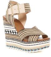 EXE Rosa Platform Wedge Sandal