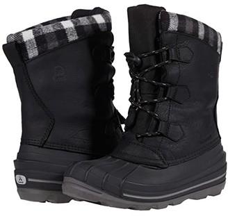 Kamik Baltic (Little Kid/Big Kid) (Black) Kid's Shoes