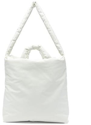 Kassl Editions Oil Medium Padded Tote Bag - White