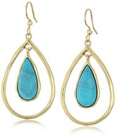 Karen Kane Sky and Sea Nesting Teardrop Earrings