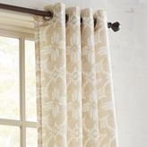 "Pier 1 Imports Pansy Shell 108"" Curtain"