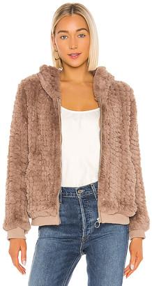 Heartloom Peri Faux Fur Jacket