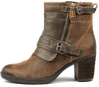Earth New Montana Ea Womens Shoes Boots Ankle
