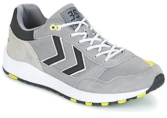 Hummel 3S SPORT women's Shoes (Trainers) in Grey