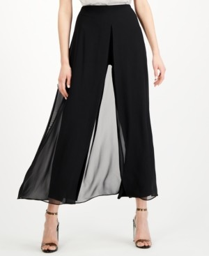MSK Petite Walk-Though Pants