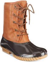 The Original Duck Boot Ariel Booties Women's Shoes
