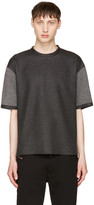 Diesel Black T-cherubos T-shirt