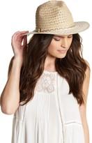 Betsey Johnson Panama Hat