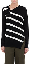 Proenza Schouler Women's Cashmere-Blend Button-Back Sweater