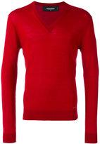 DSQUARED2 V-neck pullover