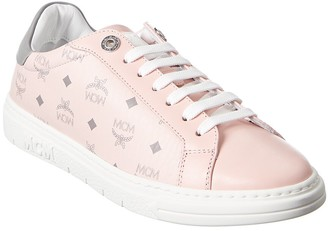 MCM Leather Sneaker