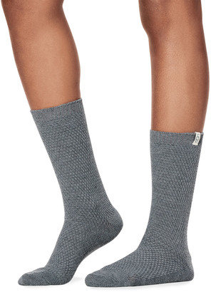 UGG Classic Merino Wool-Blend Boot Socks