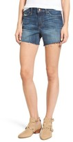 Joe's Jeans Women's Ozzie Cutoff Denim Shorts