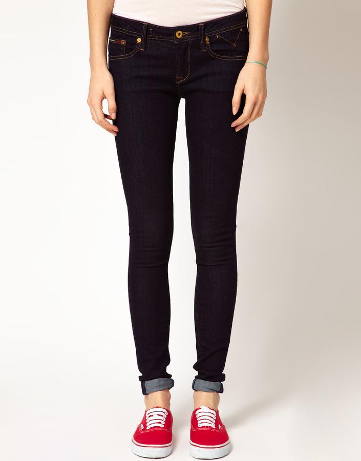 BC Hilfiger Denim Natalie Skinny Jeans